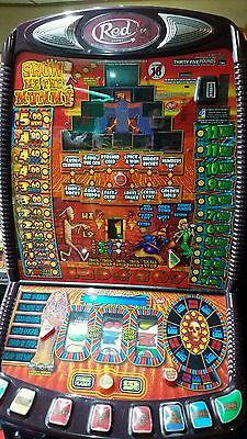 Show me the mummy  fruit machine