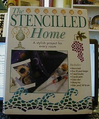 The Stencilled Home - craft project