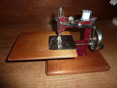 Astor Miniature Sewing Machine