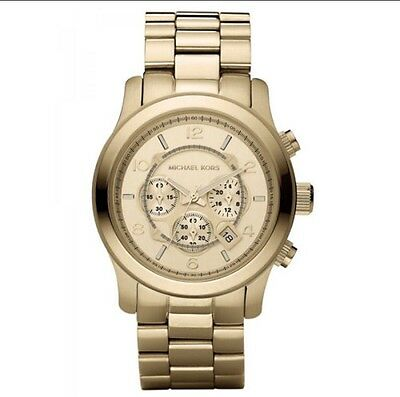 Michael Kors Runway Men's Watch - Gold