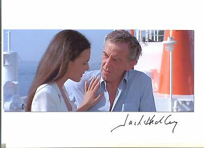 James Bond Signed Autograph Jack Hedley For Your Eyes Only