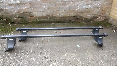 Thule Roof Bars - Ford Ranger (2007-2011)