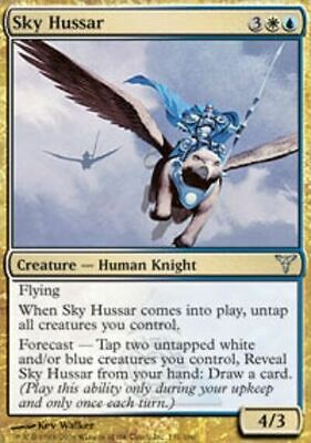 MTG: Sky Hussar - Multi Uncommon - Dissension - DIS - Magic Card