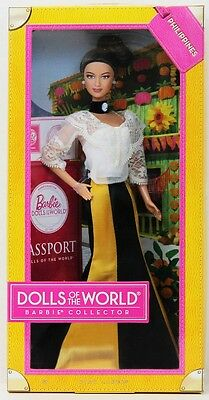 BARBIE DOLLS OF THE WORLD PHILIPINAS, Barbie collector