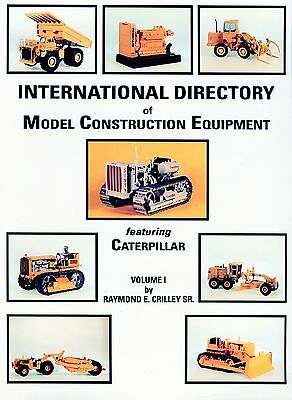 International Directory of Model Construction Equipment Caterpillar