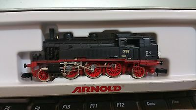 Arnold N 1:160 2214 Drg Br 75 1010 Loco A Vapore Locotender New  Ovp