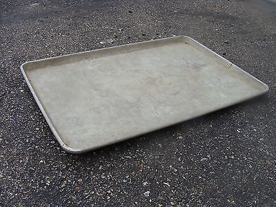 Lot of 6 Full Size 18x26 Metal Baking Sheet Pans - Bakery Commercial