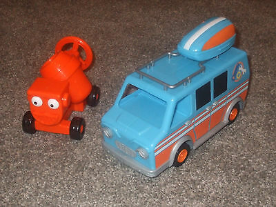 Bob The Builder Vehicles R Vee Rare And Dizzy