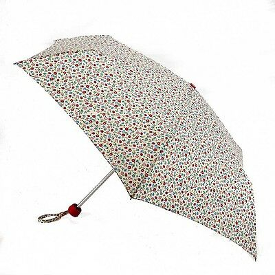 Cath Kidston Minilite Folding Umbrella - Lady Bird Ditsy