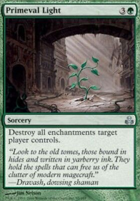 4x MTG: Primeval Light - Green Uncommon - Guildpact - GPT - Magic Card