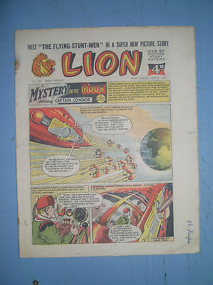 Lion issue 225 dated June 9 1956