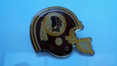 Washington Redskins Lapel pin.