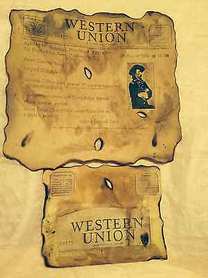Custer~Wanted Poster Custer Old West Littel Big Horn Sitting Bull
