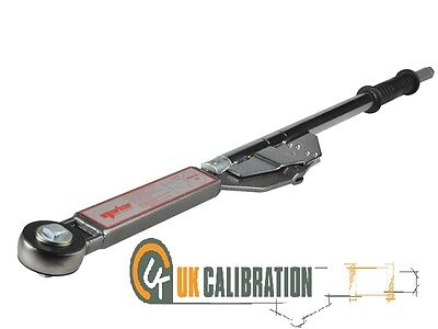 Norbar 5R Commercial Torque Wrench 300-1000nm WITH Calibration Certificate