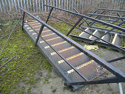 Steel Container Stair Case