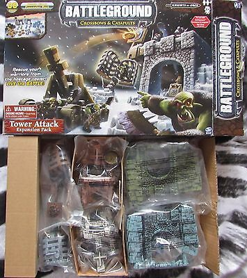Crossbows And Catapults Battleground Tower Attack Expansion Unused