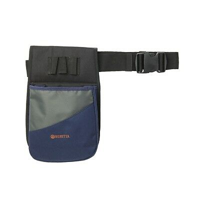 Beretta Uniform Pro Pouch For 2 Boxes Of Cartridges - Blue