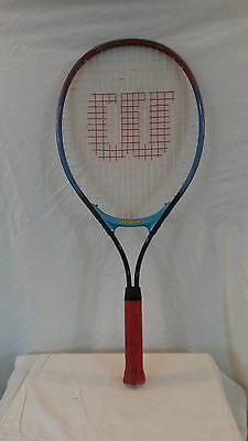 Wilson Rak Attak 25 Tennis Racket. Used.