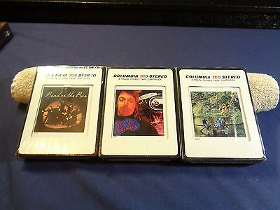 """3 """"SEALED"""" Paul McCartney& WINGS, Band On The Run,,Red Rose Speedway&Wild Life"""