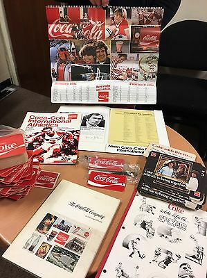 Coca Cola Massive Vintage Collection 1970's-80's