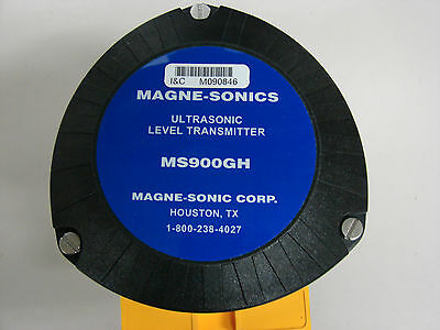 Magne-Sonic Corp. Ultrasonic Level Transmitter  MS900GH