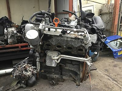 Vw Audi Seat Skoda 1.4 Tsi Petrol Engine Code Cax With Warranty