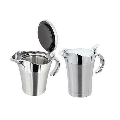 New Judge 500ml Thermal Insulated Sauce Gravy Serving Pot