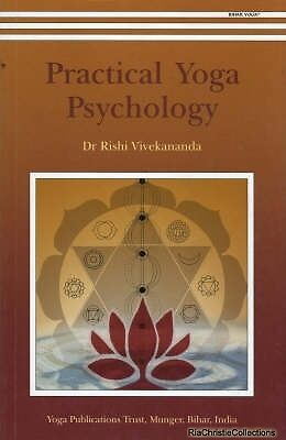 Practical Yoga Psychology Rishi Vivekananda Paperback New Book Free UK Delivery