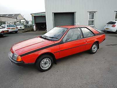 1982 RENAULT FUEGO 1.4TL ~ One Private Owner