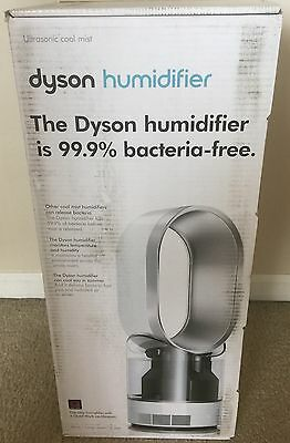 Dyson 303117-01 AM10 Humidifier, White/Silver NEW IN RETAIL BOX