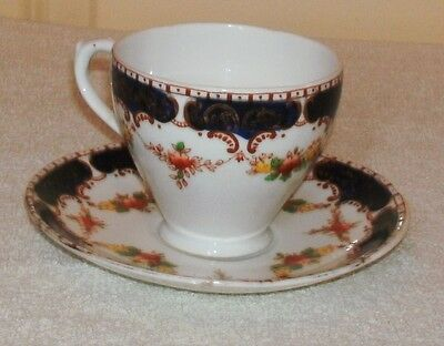 Fine Quality Antique Royal Standard English China Cup & Saucer In Good Condition