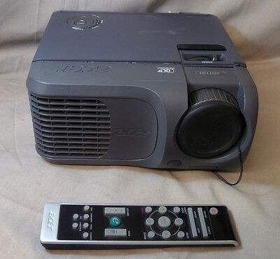 Acer XD1150 DLP Projector Working Comes With Remote