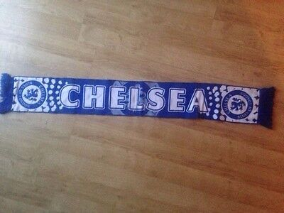 Chelsea football scarf, new