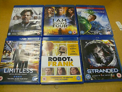 Blu Ray Sci Fi Collection