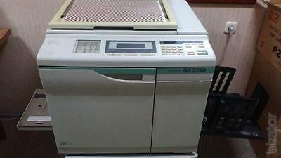 """Riso Risograph GR3750 High Speed Duplicator 11"""" x 17"""" LOW USE"""