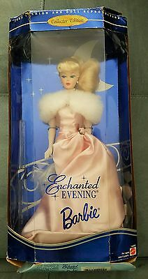 Enchanted Evening 1960 Blonde Barbie 1995 Reproduction Collectors Edition.