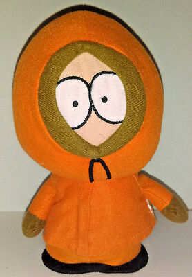 """South Park Kenny Plush 9"""" Tall USED GOOD Nanco Comedy Central Cartoon Character"""