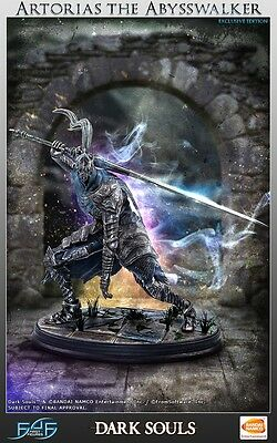 Artorias The Abysswalker Exclusive Statue First 4 Figures F4F New 1/4 Scale Rare