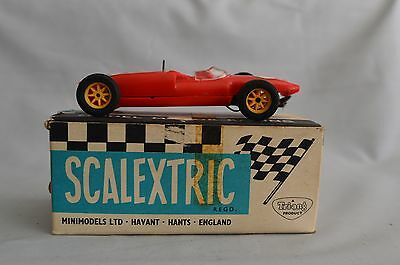 Scalextric Lotus C67 In Good Condition. Boxed.