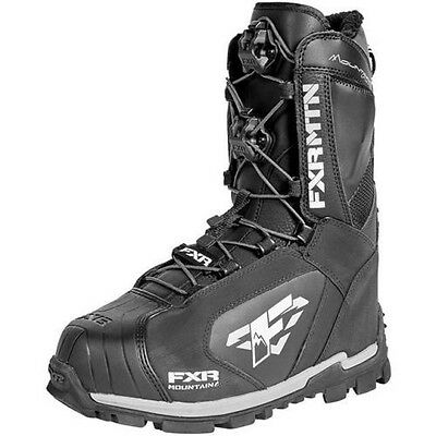 FXR Racing Elevation Lite Lace Mens Snowboard Skiing Sled Snowmobile Boots
