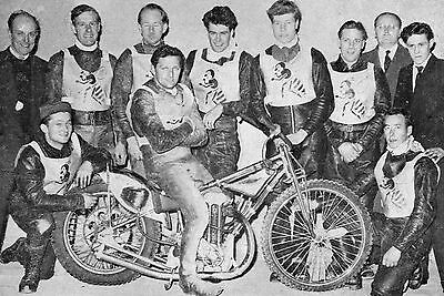 Coventry Bees 1960 Speedway Team Photograph