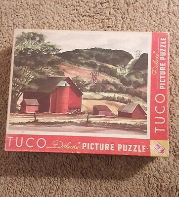 Tuco Picture Puzzle - 1930s Jigsaw Puzzle