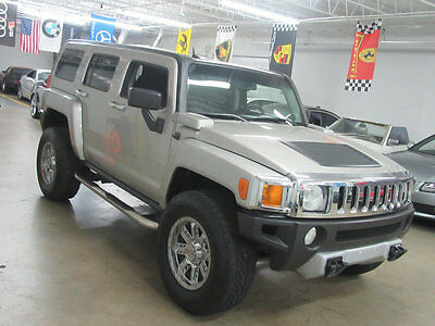 2008 Hummer H3 4WD 4dr SUV Adventure 1 OWNER ADVENTURE EDITION 5SPD MANUAL IMMACULATE SHOWROOM CONDITION STUNNING