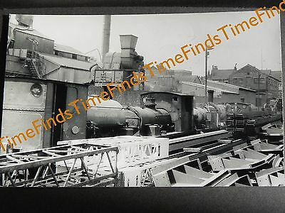 Photo Industrial Loco Henry De Lacy Ii Ex Kirkstall Forge Middletown Society