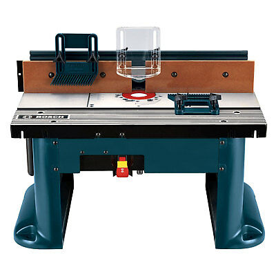 Benchtop Router Table Bosch Tools RA1181 New