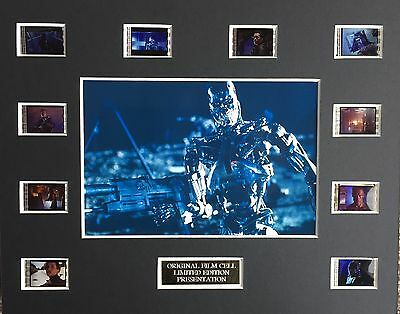 * Terminator 2 - 35mm Film Cell Display *