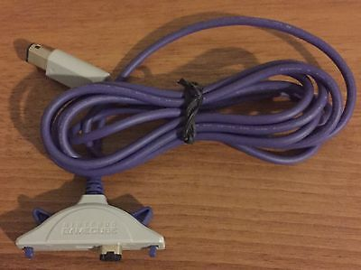 Official Nintendo Gamboy Advance GBA Link Up Cable for GameCube