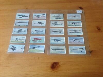 cigarette cards.Wills. Speed. Title in white. Full set. vg condition. 1930