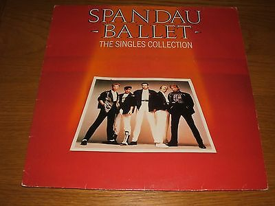 Spandau Ballet - The Singles Collection - Album LP - Vinyl - (1985)