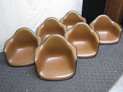 Herman Miller Charles Eames Padded Armshell 6 available 6 available 6 available